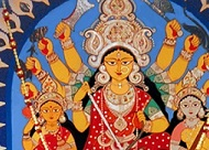 Art of Durga Devi
