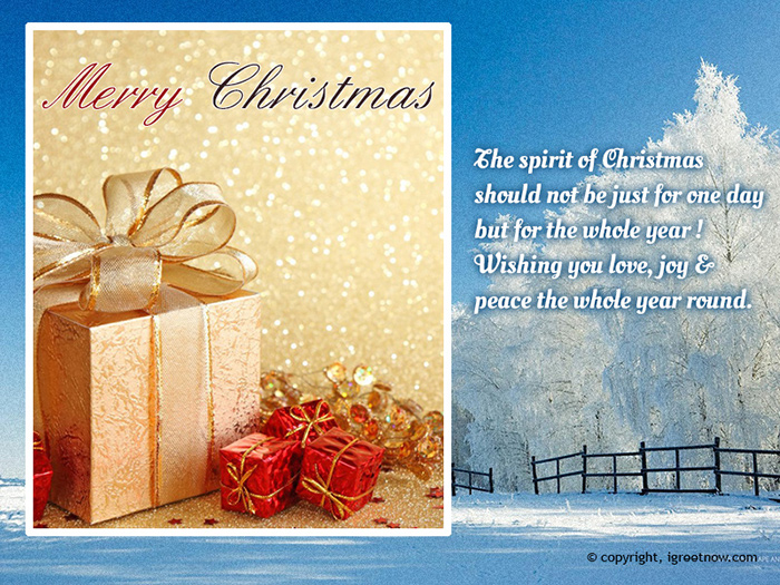 Happy Christmas Gifts
